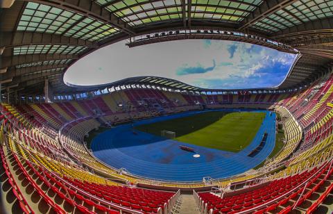 Суперкубок УЕФА. «Реал» — «Манчестер Юнайтед».