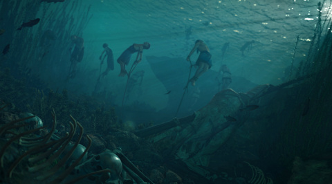 Ужас из бездны: мрачные находки открытого океана