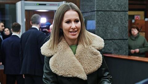 Собчак стала кандидатом в президенты России