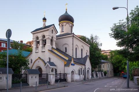 Старообрядческая церковь на …