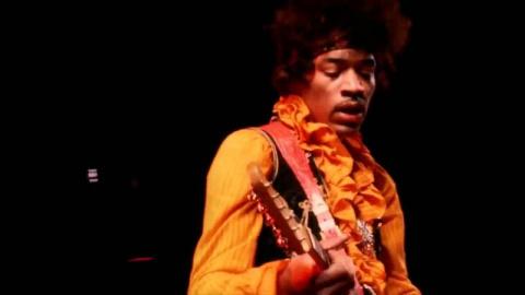 Легенда рока - Jimi Hendrix …