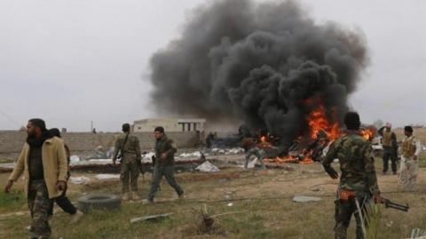 Сирия: «умеренная оппозиция»…