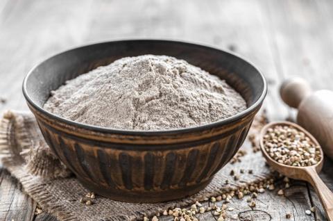Очищение сосудов: гречневый кисель