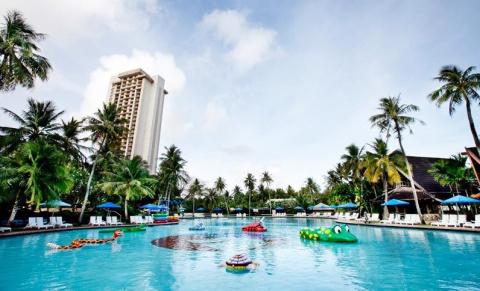 Отель Pacific Islands Club на Гуаме — это настоящий рай прямо на берегу океана