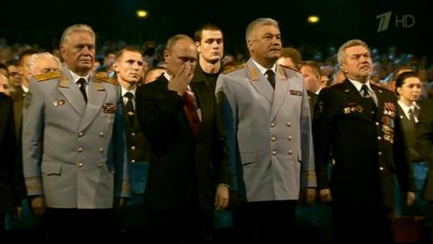 Иностранцы: «Путин заплакал.…