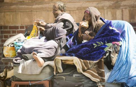 Семья из Сомали три года жив…