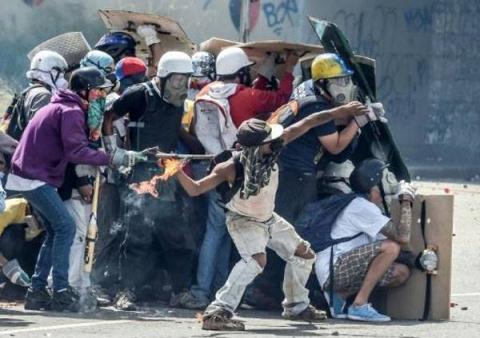 Если Россия потеряет Венесуэлу...