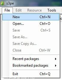 Программа для комбинирования .package в один файл! Увеличьте производительность игры!