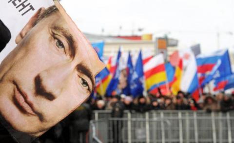 Выборы-2018: Путина ждут про…