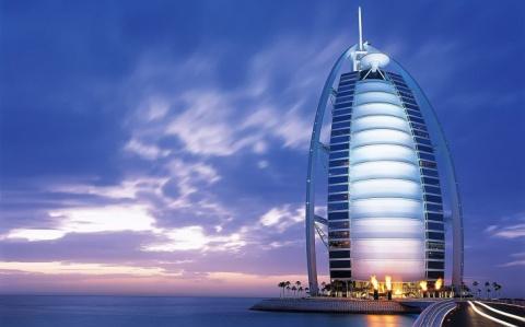 Самый роскошный отель в мире…