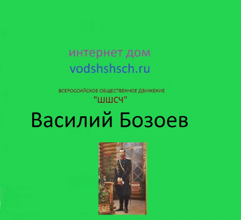 Василий Бозоев