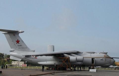 Радиотехнический комплекс летающего радара А-100 впервые испытали в полете