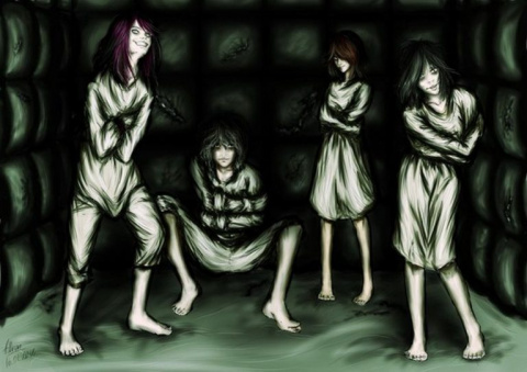 Побег из санатория