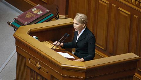 18 брюмера Юлии Тимошенко, или Зачем экс-премьеру наполеоновский мундир