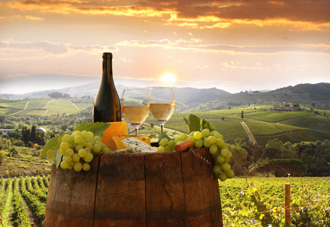 Кулинарное путешествие: обед в Тоскане