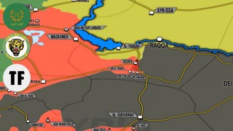 Сириия: обгонят ли Россия, И…