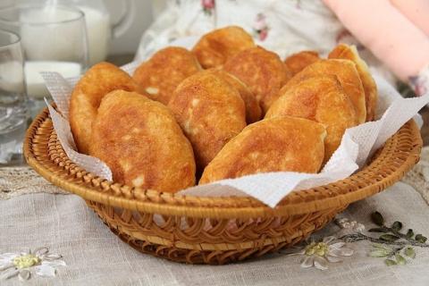 Жареные пирожки Советского Союза