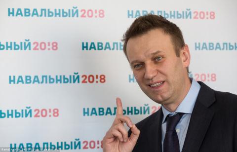 Навальное палево: как директ…