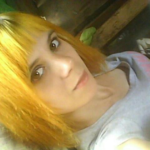 Оксанка Курчатова (Курносова)