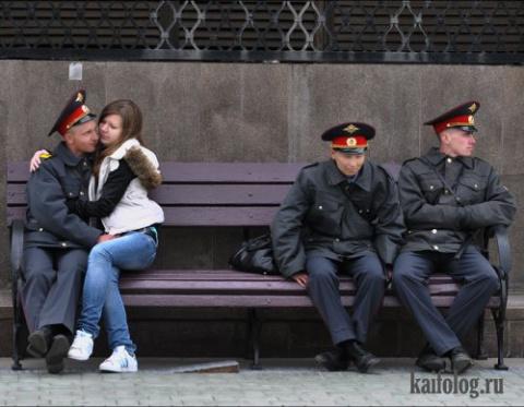 фотообломы про милицию... ой, полицию:)))