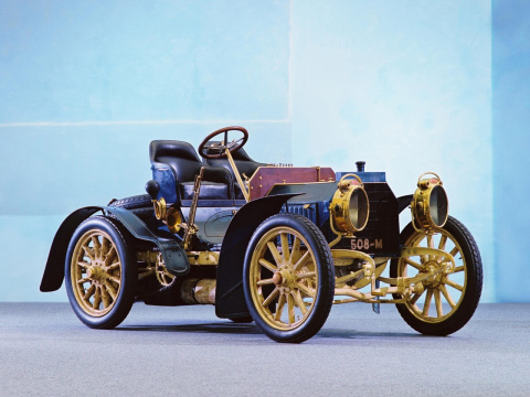 Mercedes-Benz - 110 лет развития