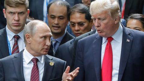 Разведка США паникует: Путин…