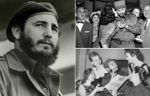 35 тысяч женщин Фиделя Кастр…
