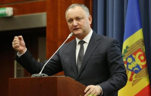 Президент Молдавии: Провокац…