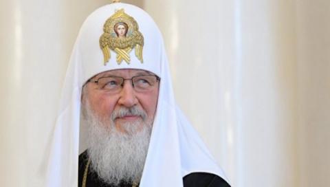 Новости России: патриарх Кирилл освятил храм в Москве