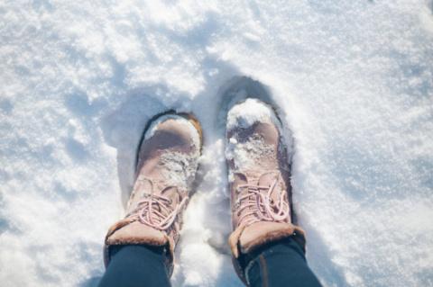 Как подготовить свою обувь к зиме