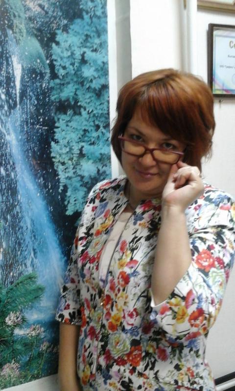 Ирина Слеткова (Шеховцова)