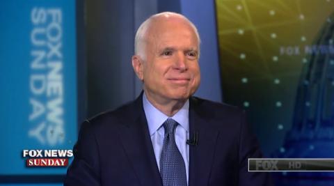 Маккейн заявил, что Лаврова нельзя было пускать в Овальный кабинет