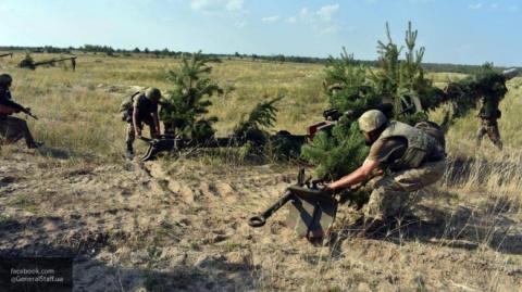 """ВСУ днем """"проутюжили"""" артиллерией пригород Ясиноватой"""
