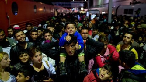 Германия начинает избавляться от ближневосточных беженцев