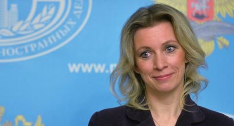 Мария Захарова: «Окно для диалога между Россией и Украиной не закрыто»