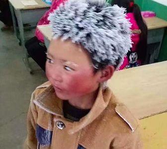 Китайский мальчик-снежинка п…