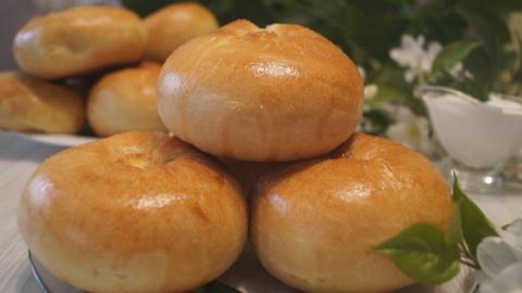Пирожки слоистые с картошкой (Кныш). Очень Просто и Необыкновенно Вкусно!