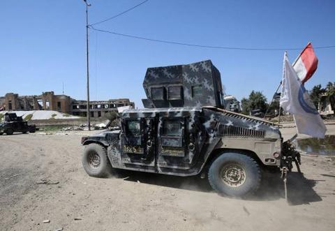 Иракские войска зачистили от…