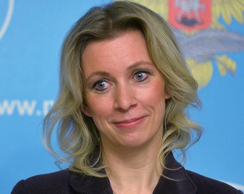 Захарова придумала для «Евро…