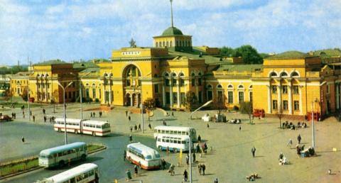 Восторг: Фотографии Донецка …