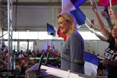 Ле Пен заявила, что Зидан не…