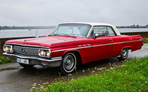 Buick LeSabre — ретротест пе…