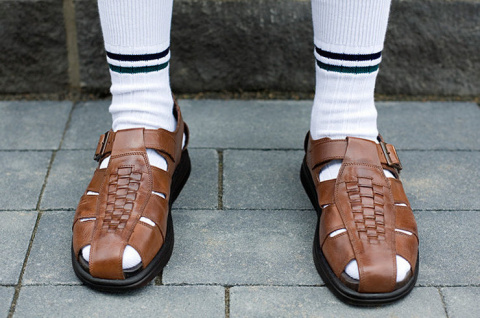 Я милого узнаю... по ботинкам! Как оценить перспективы отношений по его обуви