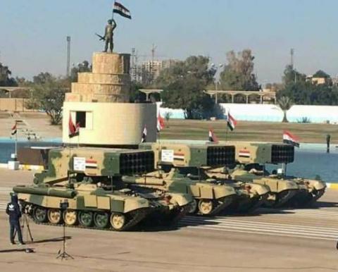 Иракское командование призна…