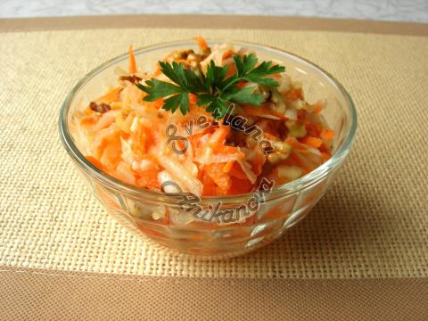 Салат из топинамбура «ОТ 100…