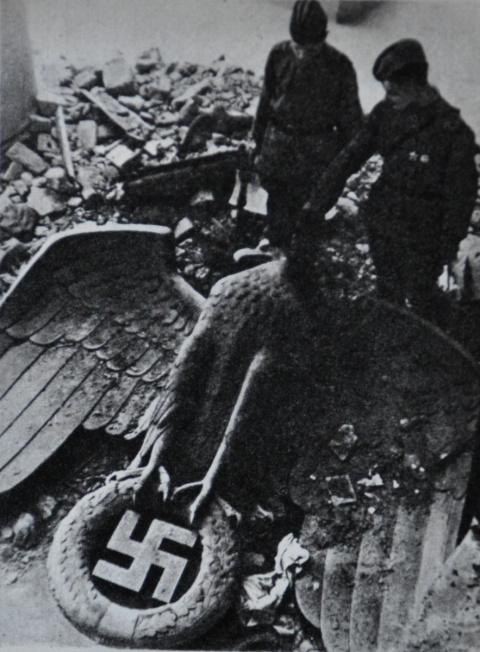 При виде слез в защиту немце…
