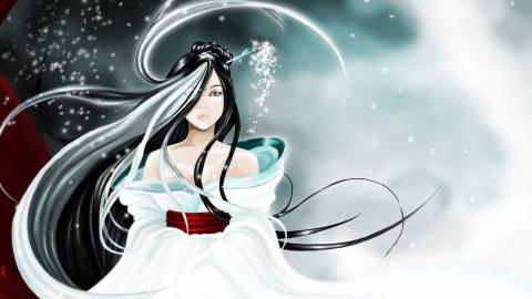 Японская мифология: Юки-Онна…