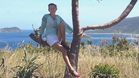"""Пермячка купила необитаемый остров в Тихом океане, где снимался фильм """"Голубая лагуна"""""""