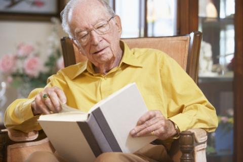 Пенсия - благо. Какие книги нам полезно читать?