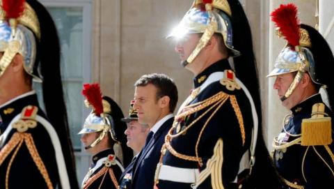 Франция набрала свой парламе…